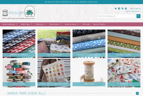 Maigo website